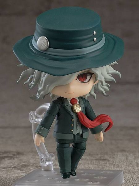 Fate/Grand Order figurine Nendoroid Avenger/King of the Cavern Edmond Dantès: Ascension Orange Rouge