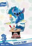 Disney Summer Series diorama D-Stage Stitch Surf Beast Kingdom