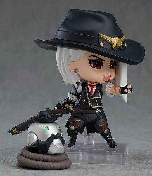 Overwatch figurine Nendoroid Ashe Classic Skin Edition Good Smile