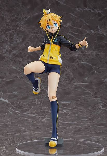 Hatsune Miku -Project DIVA- F 2nd statue Kagamine Len: Stylish Energy L Max Factory