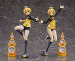 Hatsune Miku -Project DIVA- F 2nd statue Kagamine Rin: Stylish Energy R Max Factory