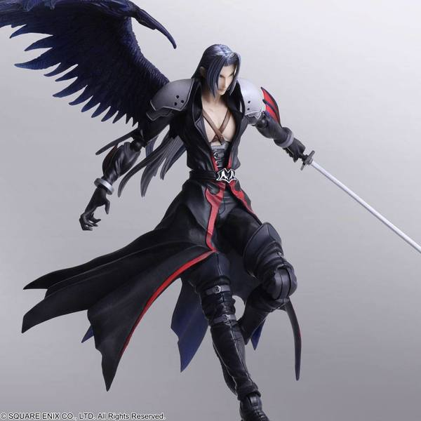 Final Fantasy VII figurine Bring Arts Sephiroth Another Form Square Enix