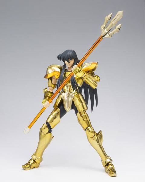 SAINT SEIYA Myth Cloth EX Shiryu de la balance LIBRA LTD