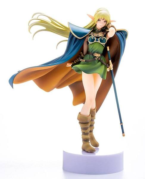 Record of Lodoss War figurine PLAMAX MF-43 minimum factory Deedlit Max Factory