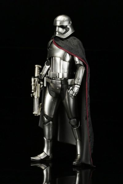 Star Wars Episode VII statue ARTFX+ Captain Phasma Kotobukiya
