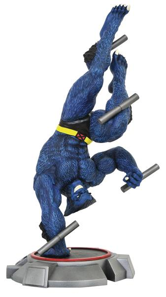 X-Men Marvel Gallery statuette Beast Comic Diamond Select