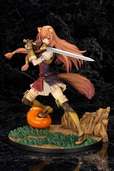 The Rising of the Shield Hero statue Raphtalia Kotobukiya