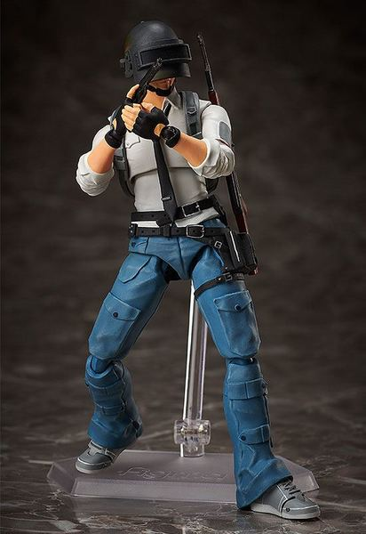 Playerunknown's Battlegrounds (PUBG) figurine Figma The Lone Survivor Freeing