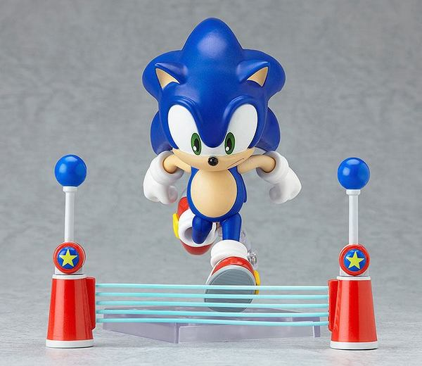 Sonic The Hedgehog Nendoroid figurine PVC Sonic The Hedgehog Good Smile Company