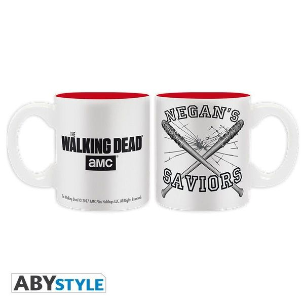 The Walking Dead Set 2 mini-mugs 110 ml Daryl VS Negan Abystyle