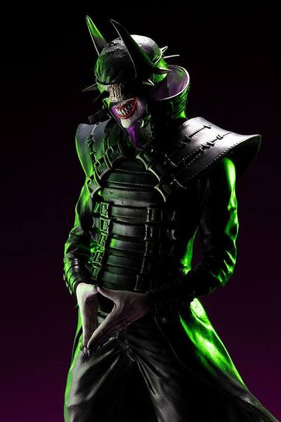 DC Comics statuette PVC ARTFX Elseworld Series 1/6 Batman Who Laughs Kotobukiya