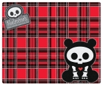 SKELANIMALS - Tapis de souris Tartan EN STOCK