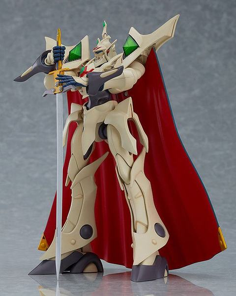 Vision d'Escaflowne figurine Moderoid Plastic Model Kit Escaflowne Good Smile Company