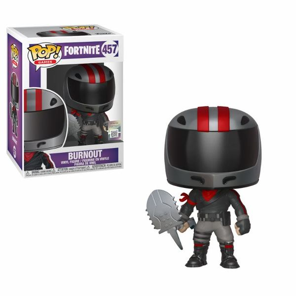 Fortnite Figurine POP! 457 Games Vinyl Burnout  Funko