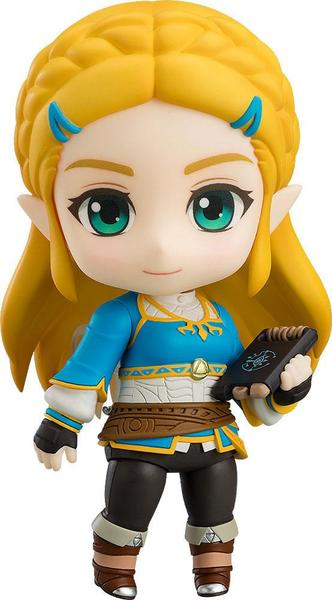 The Legend of Zelda Breath of the Wild figurine Nendoroid Zelda Breath of the Wild Ver. Good Smile Company