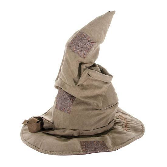 Harry Potter chapeau Choixpeau interactif New Version 43 cm *ANGLAIS*