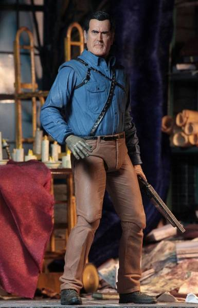 Ash Vs Evil Dead Ultimate Ash Neca