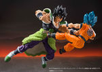Dragon Ball Super Broly Action figurine S.H. Figuarts Super Saiyan Broly Fullpower 22cm