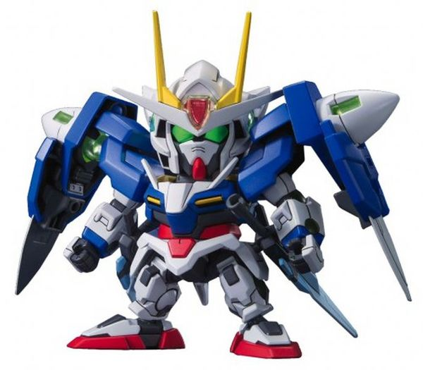 BB GUNDAM OO #316 Bandai Model Kit