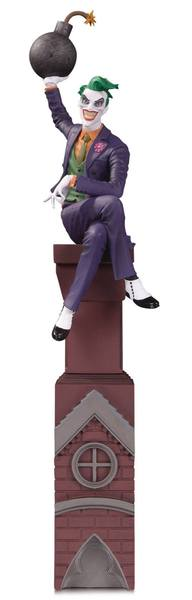 Batman Rogues Gallery statuette The Joker (partie 2 sur 6) DC Collectibles