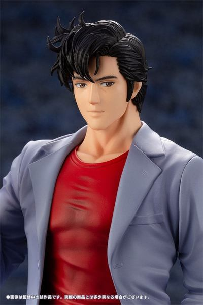 City Hunter The Movie statue ARTFXJ Ryo Saeba Nicky Larson Kotobukiya