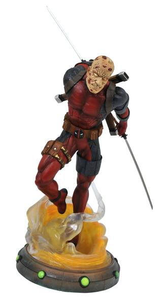 Marvel Gallery statuette Unmasked Deadpool Diamond Select