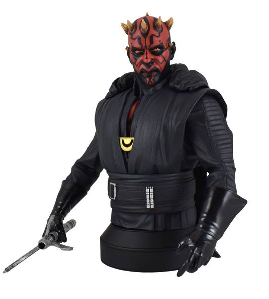 Star Wars Solo buste 1/6 Darth Maul Crimson Dawn Gentle Giant