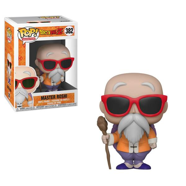 Dragon Ball Z Figurine POP! Animation 382 Vinyl Master Roshi Funko
