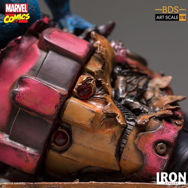 Marvel Comics statuette 1/10 BDS Art Scale Beast Iron Studio
