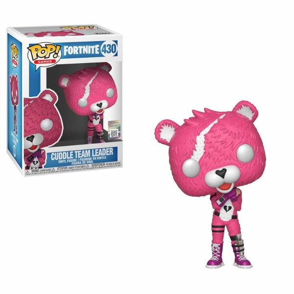 Fortnite Figurine POP! Games Vinyl Cuddle Team Leader Funko