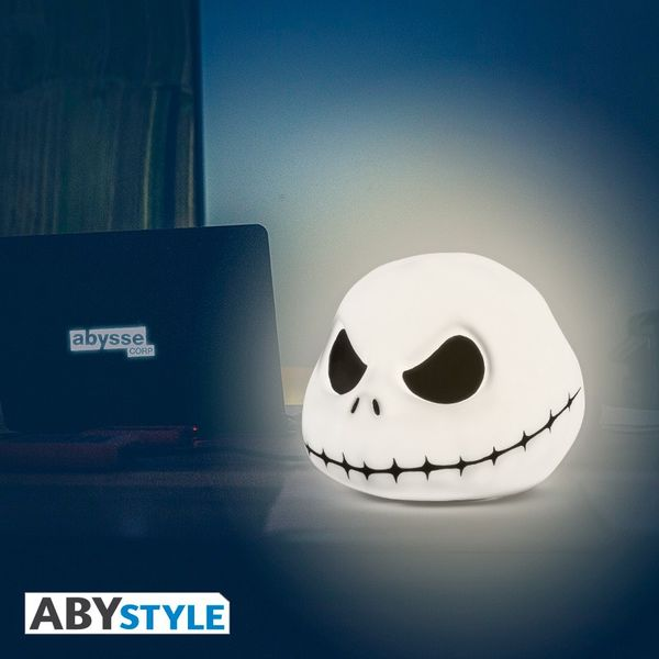 "L'Étrange Noel de Mr Jack NIGHTMARE BEFORE XMAS - Lampe - ""Jack Skellington"""
