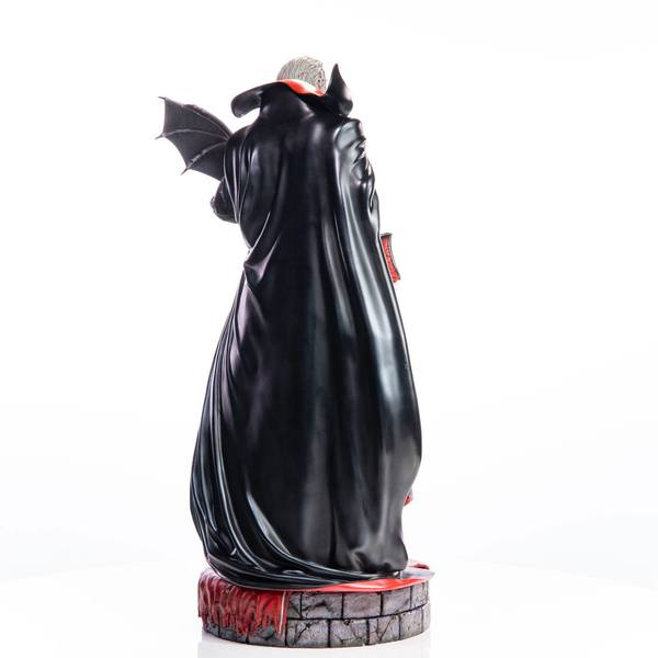 Castlevania Symphony of the Night statuette Dracula First 4 Figures F4F