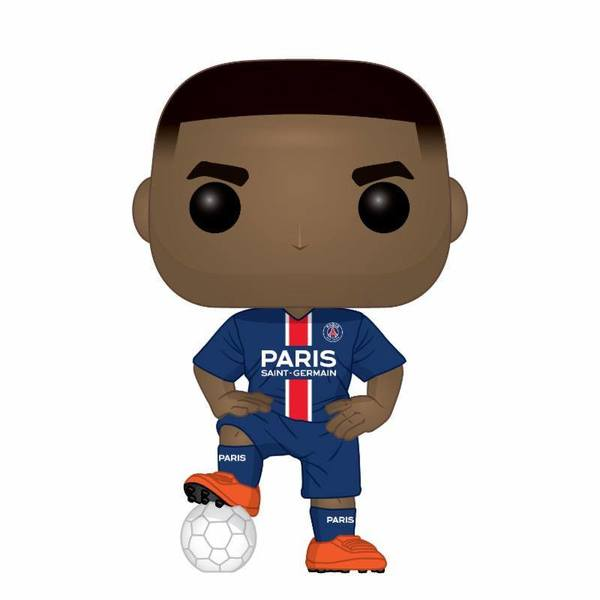 POP! Football Vinyl Figurine Kylian Mbappé (PSG)