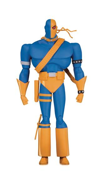 Batman The Adventures Continue figurine Deathstroke  DC Collectibles