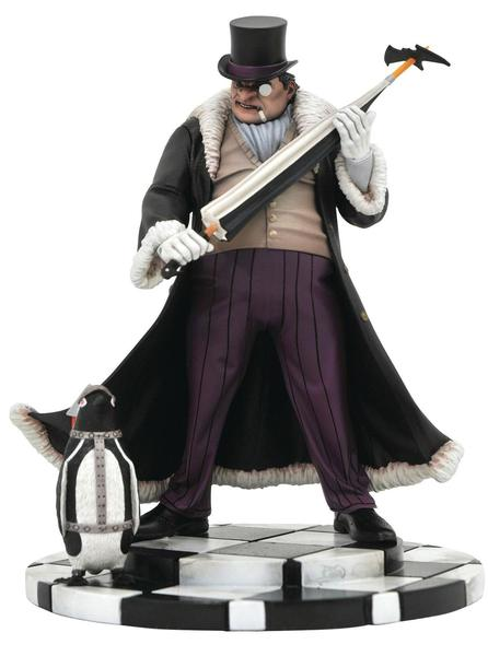 DC Comic Gallery statuette PVC Penguin Diamond Select