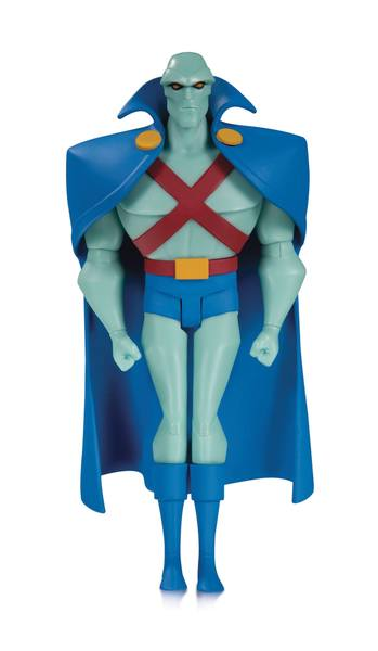 Justice League The Animated Series figurine Martian Manhunter DC Collectibles