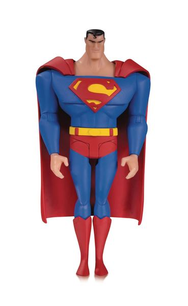 Justice League The Animated Series figurine Superman DC Collectibles