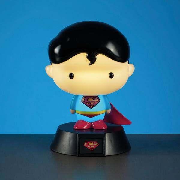 DC Comics lampe veilleuse 3D Superman Paladone