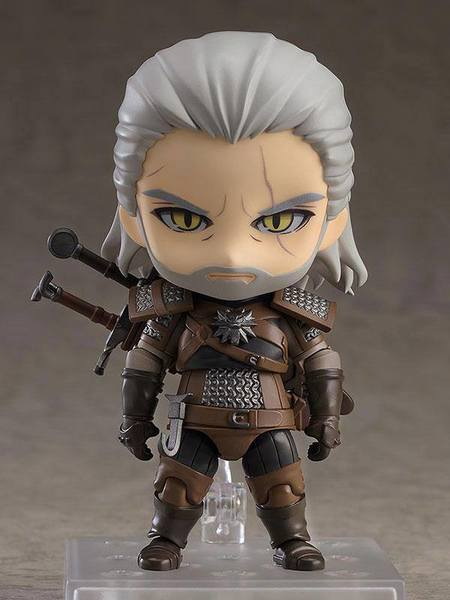 The Witcher 3 Wild Hunt figurine Nendoroid Geralt Good Smile Company