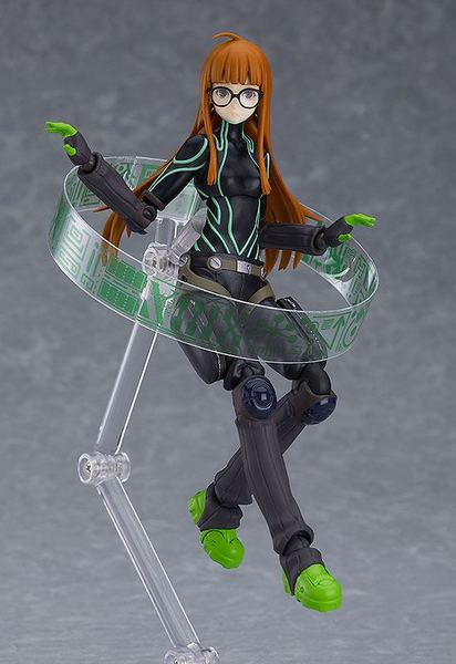 Persona 5 The Animation figurine Figma Oracle  Max Factory