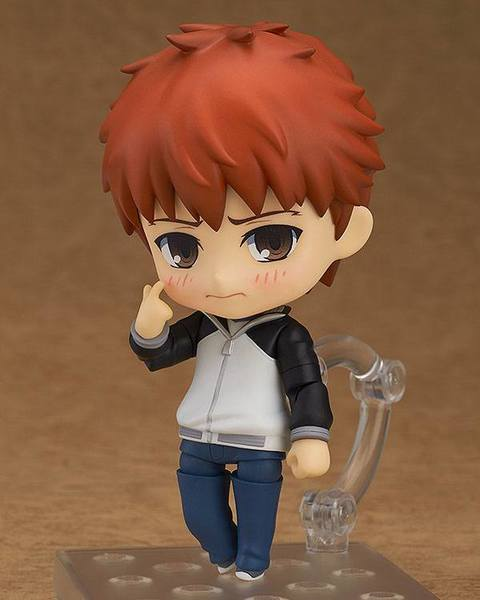 Fate/Stay Night figurine Nendoroid Shirou Emiya good smile company