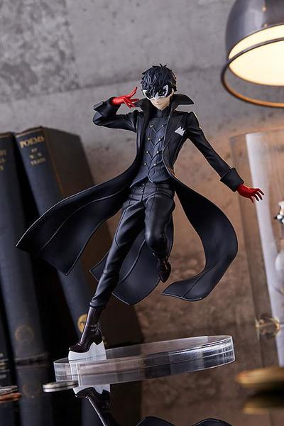 Persona 5 The Animation statuette PVC Pop Up Parade Joker good smile company
