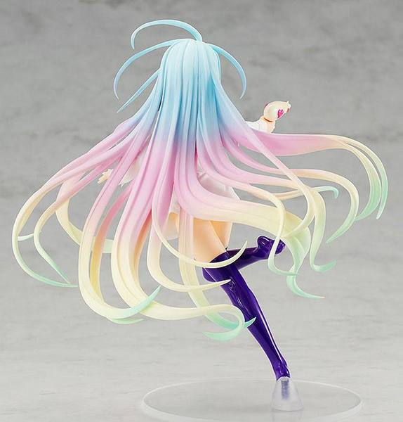 No Game No Life statuette PVC Pop Up Parade Shiro Sniper Ver. good smile company