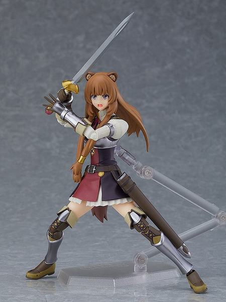 The Rising of the Shield Hero figurine Figma Raphtalia Max Factory