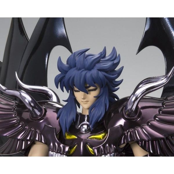 Saint Seiya The Lost Canvas Myth Cloth Ex Eaque de Garuda Aiacos Aikos Bandai