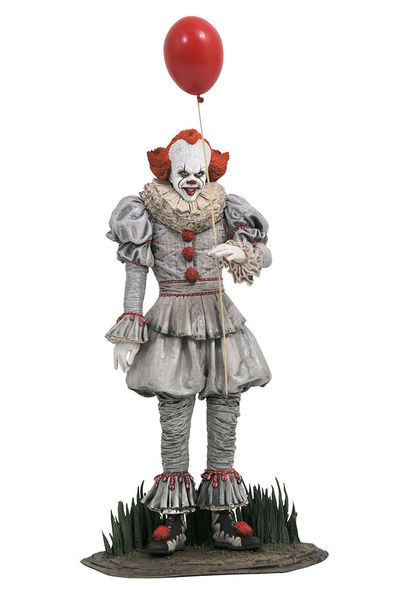 Ça : Chapitre 2 Gallery diorama statue Pennywise Diamond Select