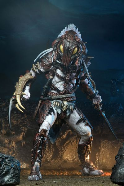Predator figurine Ultimate Alpha Predator 100th Edition NECA