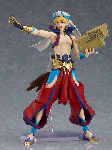 Fate/Grand Order Absolute Demonic Front: Babylonia figurine Figma Gilgamesh Max Factory