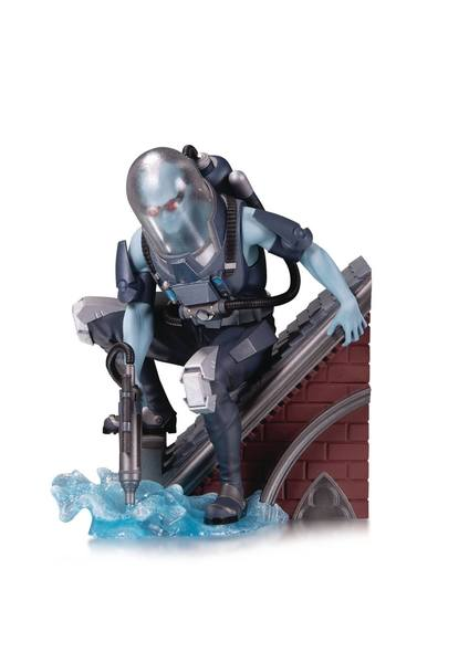 Batman Rogues Gallery statuette Mr. Freeze (partie 4 sur 6) DC Collectibles