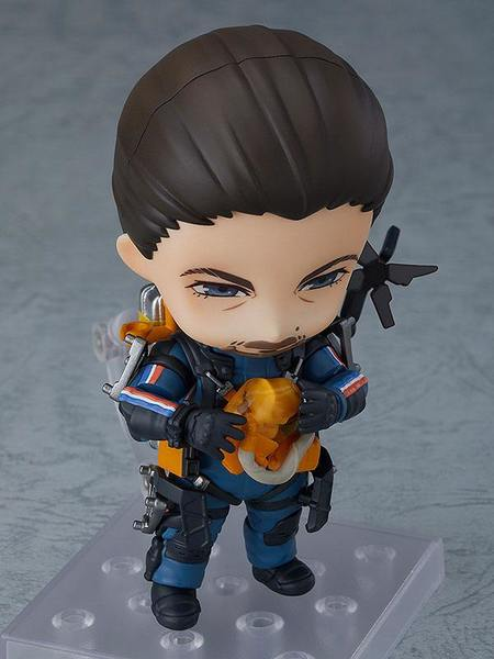 Death Stranding figurine Nendoroid Sam Porter Bridges  Good Smile Company